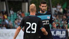 Sporting-PSV, 0-5