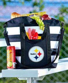 NFL Pittsburgh St... http://www.757sc.com/products/nfl-pittsburgh-steelers-oversized-cooler-tote-with-removable-strap?utm_campaign=social_autopilot&utm_source=pin&utm_medium=pin #nfl #mlb #nba #nhl #ncaaa #757sc