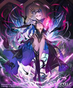 Manga Anime Girl, Cool Anime Girl, Beautiful Anime Girl, Awesome Anime, Kawaii Anime Girl, Fantasy Art Women, Dark Fantasy Art, Fantasy Girl, Female Character Design