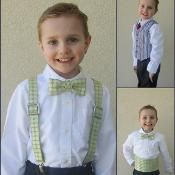 William's Boys Formal Accessory Pack - via @Craftsy