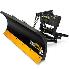 Meyer Products 6.8' Home Snow Plow 25000 by Meyer Products Llc.  for $2,449.97 in Snow Plow Blades - Snow Plow - ATV/UTV : Rural King  #Ruralkingcontest #LodgeCamping