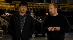 Louis C.K. clip - the star of one of the best comedies, Louie, hosts an all-new Saturday Night Live with musical guest Fun
