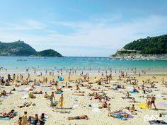 Souvenir de vacances  #souvenir #plage #soleil #saintsébastien
