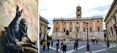 Museus Capitolinos em Roma: ingresso e terraço panorâmico por apenas 1 euro