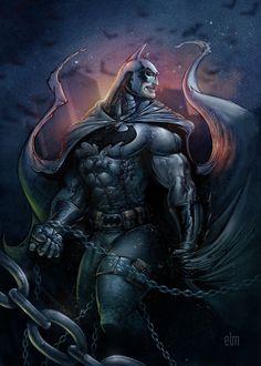 Batman by Eric Messinger
