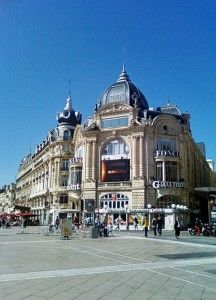Montpellier, one of the most charming towns in France
