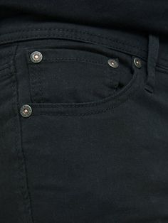 A pair of men's trousers Akm, Black Trousers, Jack Jones, The Originals, Clothing, Model, Mens Tops, How To Wear, Fashion