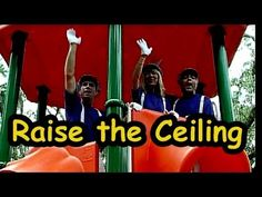 """Raise the Ceiling"" by The Learning Station This fun action, dance song is great for brain breaks, circle time or those bad weather days when children can't go out and play."