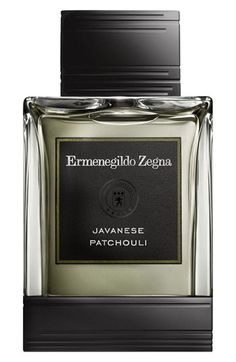 Essenze by Ermenegildo Zegna 'Javanese Patchouli' Eau de Toilette available at #Nordstrom