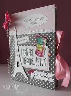 kavabb / Fotoalbum Paríž A4