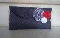 bolso-cartera de rafia c/broche rafia tejidos,broche magnético cosido,cosido a mano fuxico