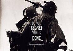 Japan(日本),Samurai(侍) & Life( 生活 ) — Done.