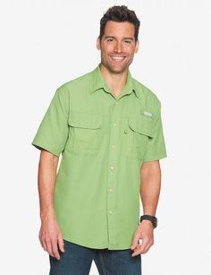 G.H. Bass Fishing Shirt