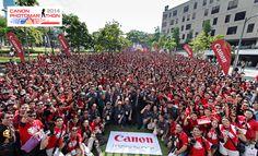 Canon Group Hug photo