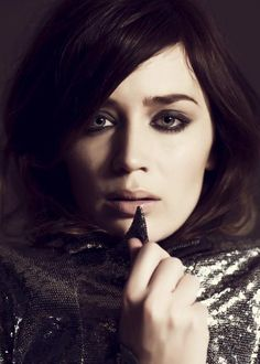 Emily Blunt - love the eyes!