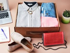 Mother's Day gift ideas--online stylist