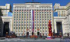 وزارة الدفاع الروسية تعلن أنها تعزز دفاعاتها في قواعدها بسورية: أعلنت وزارة الدفاع الروسية أنها تعزز دفاعاتها في قواعدها بسورية وأكدت أن…