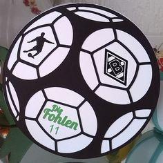 Fußballkarte- Geburtstag
