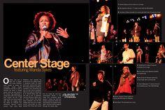 Bucknell University, Lewisburg, Pennsylvania/Student Life Spread/Performance