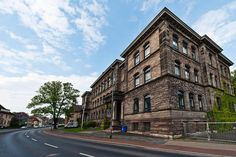 Verkauf der ehemaligen Voigtschule an das Goethe-Institut ist beschlossen