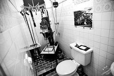 Adobo Bathroom of BWP Planet by bahagski TokyO Photographer, via Flickr