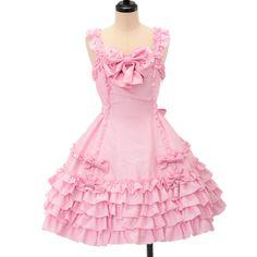 http://www.wunderwelt.jp/products/detail6466.html ☆ ·.. · ° ☆ ·.. · ° ☆ ·.. · ° ☆ ·.. · ° ☆ ·.. · ° ☆ Ribbon jumper skirt Angelic pretty ☆ ·.. · ° ☆ How to order ↓ ☆ ·.. · ° ☆ http://www.wunderwelt.jp/user_data/shoppingguide-eng ☆ ·.. · ☆ Japanese Vintage Lolita clothing shop Wunderwelt ☆ ·.. · ☆ #jumperskirt