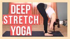 45 min Slow Flow DEEP STRETCH Yoga for Flexibility - STRETCH & RELAX