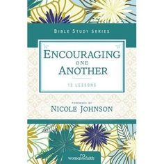 Encouraging One Another