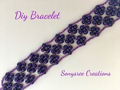 Beautiful Pearl Bracelet SUPER EASY TUTORIAL - YouTube