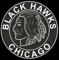 Chicago Blackhawks Logo // 1926 - 1935