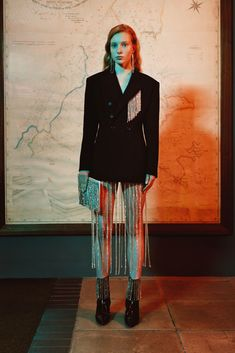 Christopher Kane Pre-Fall 2018 Fashion Show Collection