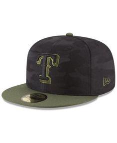 e139329f96c New Era Boys  Texas Rangers Memorial Day 59FIFTY FITTED Cap   Reviews - Sports  Fan Shop By Lids - Men - Macy s