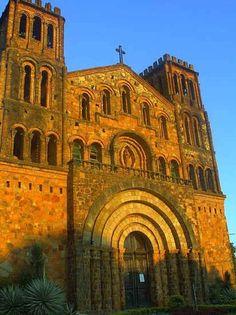 Iglesia de Yvaroty - Villarrica, Paraguay