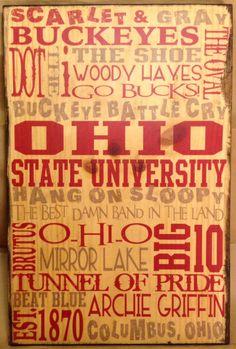 Ohio Buckeyes!