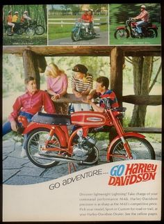 1967 Harley-Davidson Electra-Glide Sportster 900 Sprint M-65