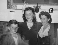 John F.Kennedy And His Family : Photo