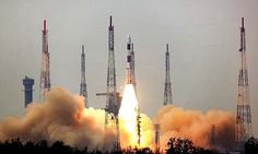 YOUR aid money at work India boasts of satellite launch (as we hand them £54m of aid)