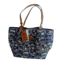 fac2e73a211 Disney Dooney and Bourke 2017 Epcot Food And Wine Festival Tote Purse –  Happily Shoppe Epcot