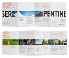 serpentine gallery graphic design - Google Search