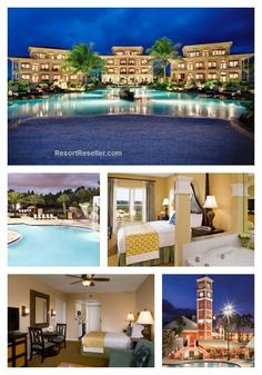 Timeshare Resale | Hilton Grand Vacations Club Seaworld | Orlando Florida |  3 bed, 2 bath, 7,600 points per year - GOLD, Asking Just $7,500 - Click Picture to Inquire!