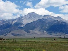 Mt. Borah is Idaho's tallest peak and located about 20 mile from Mackay.  It provides a challenging and fun hike, and is doable in a 12 hour day.  Most of the top 10 peaks are located near Mackay in the Lost River and Pioneer Mountain Ranges.
