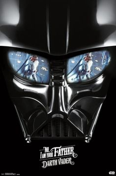 I Am Your Father Poster by Trends International