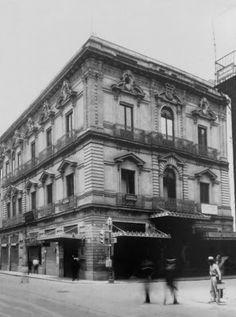 Grandes casas de México: Las casas de don José Yves Limantour Marquet.
