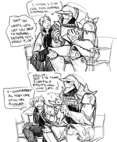 Fullmetal Alchemist funny feat Edward and Alphonse Elric  Credits to the artist