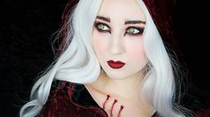 Little Red Riding Hood / WEREWOLF Makeup Tutorial