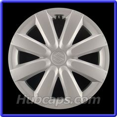 Suzuki SX4 Hub Caps, Center Caps & Wheel Covers - Hubcaps.com #Suzuki #SuzukiSX4 #SX4 #HubCaps #HubCap #WheelCovers #WheelCover