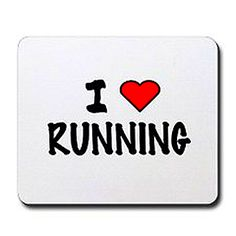 All I want for Valentine's Day is an injury-free running life!