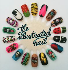 MANY Nail Art Ideas