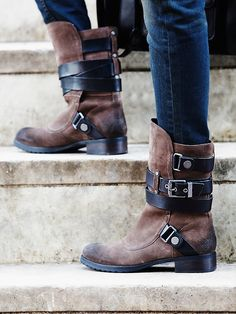 Luxury Rebel Fable Mid Boot at Free People Clothing Boutique
