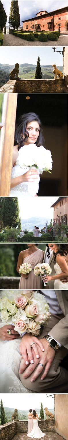 Maria and Ryans Real Wedding | Destination Wedding | Wedding Abroad | Italy | #weddingabroad #wedding #Italy | Confetti.co.uk